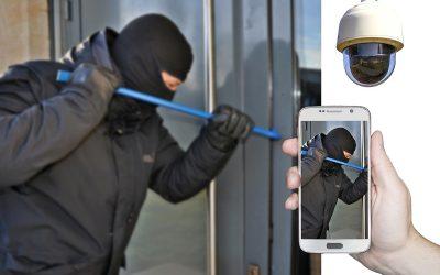 Domótica y seguridad. ¿Cómo evitar robos en casa?