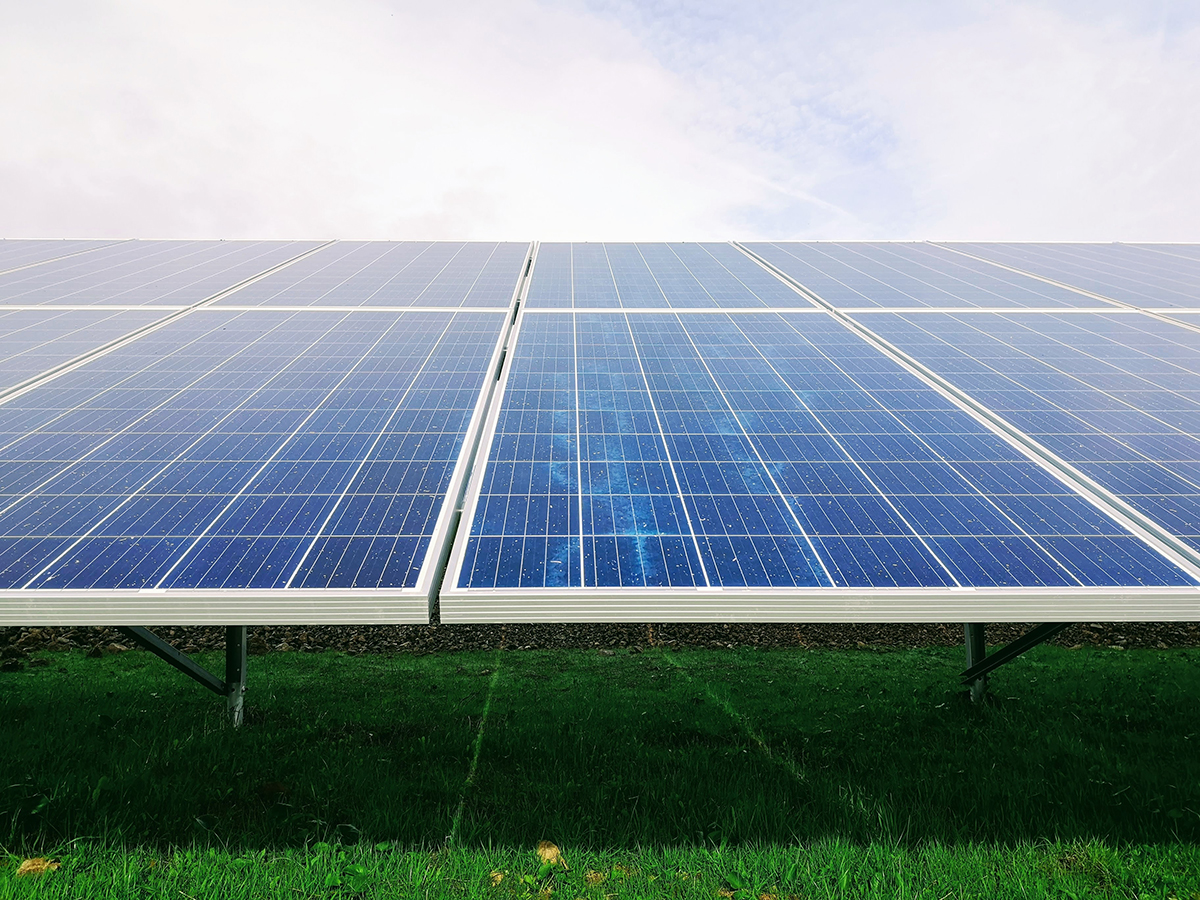 Energías renovables para frenar el cambio climático